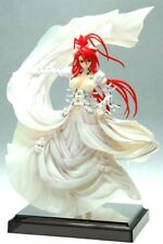 Jingai Makyo  Ignis the white 1/6 PVC Figure import Japan