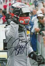 Gary Paffett Hand Signed 12x8 Photo AMG-Mercedes Touring Cars 2.