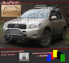 TOYOTA RAV4 RAV 4 MK3 2006-2009 BULL BAR, NUDGE BAR, A BAR + GIFT !
