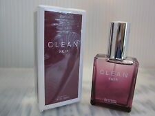 CLEAN SKIN FUSIONS BRAND 1.0 FL oz / 30 ML Eau De Parfum Spray Sealed Box