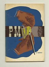 1938 Silkscreen print cover + 16-page feature PM Graphic Design WPA/FAP/PWA Art