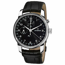 Eterna Men's 8340.41.44.1175 Soleure Moon Phase Chronograph Watch