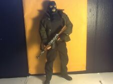 1/6 scale the villains ultimate bad guy bank robber  figure (21st century toys )