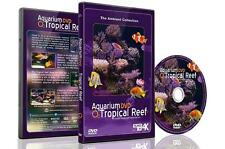 Aquarium Tropical Reef: A True Coral Reef  - The Ambient Collection DVD VG@