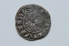 ANTIOCH SILVER DENIER CRUSADER BOHEMOND 111 COIN 12th CENT KNIGHTS TEMPLAR CROSS