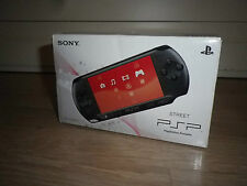 CONSOLA SONY PLAYSTATION PORTABLE PSP STREET E1004 NUEVA NEW