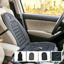 Car Seat Cushion Therapy Massage Padded Bubble Foam Chair Black Auto Pad Cover