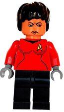 Custom Minifigure Uhura (Star Trek) Superhero Printed on LEGO Parts