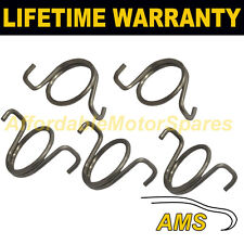 FOR RANGE ROVER CLASSIC DOOR LOCK REPAIR SPRINGS SET 5 FRONT REAR L/R + TAILGATE