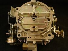 1973 CHEVY GMC ROCHESTER QUADRAJET CARBURETOR w/350c.i. DIVORCE CHOKE #180-4871