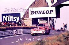 Piers Courage Autodelta SpA Alfa Romeo T33/3 Le Mans 1970 Photograph