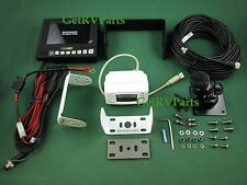 Weldex RV Motorhome 5 Inch Back Up Monitor System WDRV-5041M Cable Camera Mount
