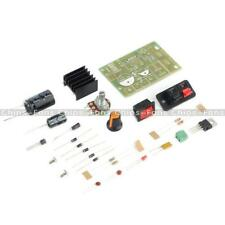 AC/DC Input 5V-35V to 1.25V-30V Step Down Power Supply Module LM317 DIY Kit AS