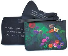 NWT MARC JACOBS DISNEY COLAB ALICE IN WONDERLAND ROXY CARD CASE SMALL WRISTLET