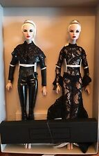 Agnes & Giselle Sister Moguls Gift Set Integrity Fashion Royalty Nu Face NRFB e