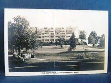 Postcard MA East Northfield The Northfield RPPC Real Photo
