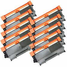 10 x TN450 TN-450 Toner Fits Brother HL-2230 HL2240 HL2240D HL2270DW HL2280DW