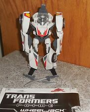 Transformers Prime Rid WHEELJACK Complete Robots in Disguise Figure w manual