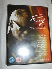 Ray Charles - Genius - A Night For Ray Charles  DVD
