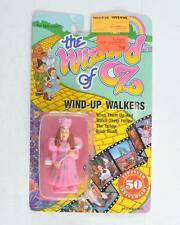 1988 THE WIZARD OF OZ GLINDA THE GOOD WITCH WIND-UP WALKER TOY MOC