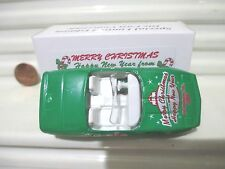 Matchbox Happy New Year 2006 Merry Christmas 1987 Chevy Corvette Car New Boxed