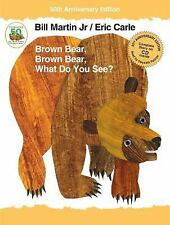 FREE EXPEDITED Brown Bear and Friends: Brown Bear, Brown Bear, What Do You See?