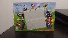 New 3DS Super Mario White Edition, New in Box