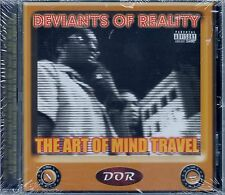 DEVIANTS OF REALITY : THE ART OF MIND TRAVEL / CD - NEU