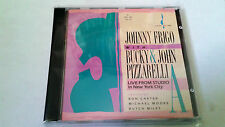 "JOHNNY FRIGO WITH BUCKY & JOHN PIZZARELLI ""LIVE FROM STUDIO NY"" CD 14 TRACKS"