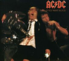 If You Want Blood You've Got It - Ac/Dc (2003, CD NEUF)