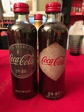 bottle coca cola korea 130 years