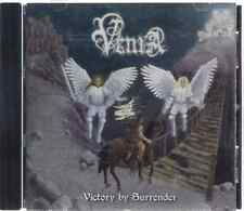 Venia-Victory By Surrender CD Progressive European Metal (Brand New-Sealed)