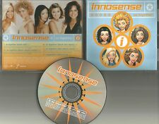 INNOSENSE So together 5TRX REMIXES &EDITS PROMO DJ CD single BRITNEY SPEARS Tour