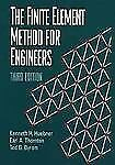 The Finite Element Method for Engineers, 3rd Edition, Byrom, Ted G., Thornton, E