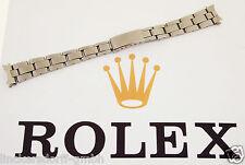 ROLEX LADY OYSTER ARMBAND EDELSTAHL - 7834 266 GEFALTET - 1972 - 13mm - BRACELET