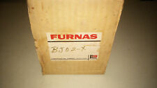 FURNAS BJ02-X NEW IN BOX OFF-ON PILOT LIGHT STATION SEE PICS #A41