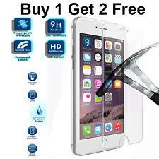 Compre 1 lleve 2 Gratis Protector de pantalla de vidrio templado genuino para iPhone 6S 4.7 pulgadas