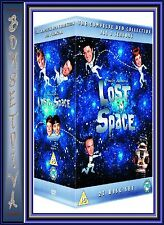 LOST IN SPACE - COMPLETE SEASONS 1 2 & 3- **BRAND NEW DVD BOXSET