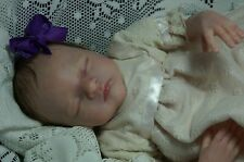 Tiny Little Baby Girl Reborn by Grama's Forever Babies