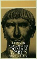 A History of the Roman World: From 30 BC to AD 138