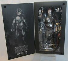 Hot Toys BERSERKER PREDATOR 1/6 Scale Figure SIDESHOW NEW/Sealed NRFB 2010