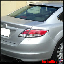 (284R) Rear Roof Spoiler Window Wing (Fits: Mazda 6 2009-13) SpoilerKing