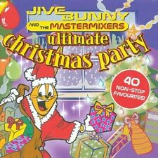 Ultimate Christmas Party [Jive Bunny & the Mastermixers] [1 disc] New CD