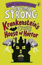 Krankenstein's Crazy House of Horror (Cosmic Pyjamas),GOOD Book