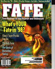 Fate Magazine January 1998 China Super Psychic Yan Xin Ghosts