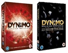 Dynamo - The Magician Impossible Watch TV Series All 16 Episodes Brand NEW DVD