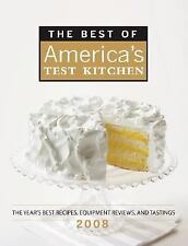 The Best of America's Test Kitchen 2008: The Year's Best Recipes, Equipment Rev