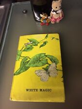 Vintage White Magic Book Ginn Beacon Literary Readers