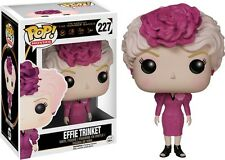 Hunger Games - Effie Trinket Pop! Vinyl Figure NEW In Box Funko