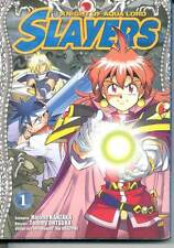 SLAYERS THE KNIGHT OF AQUA LORD  1  (Kanzaka, Ohtsuka ) Editions Ki-oon
